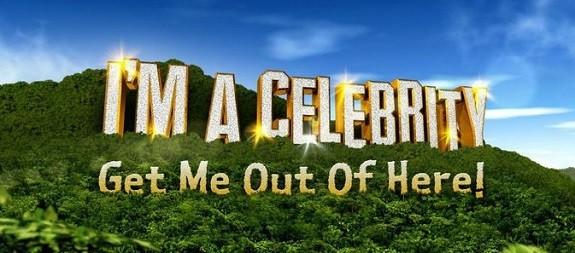 I'm a Celebrity logo 575