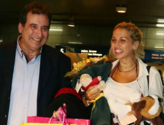 Κωνσταντίνα Σπυροπούλου: Επέστρεψε εχθές το βράδυ! Χαμός στο αεροδρόμιο!