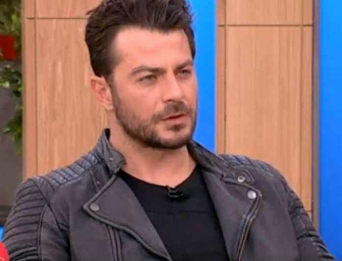 Γιώργος Αγγελόπουλος: «Θα προτιμούσα να μην είχε συμβεί»! Η αινιγματική απάντηση του για τη σχέση του με την Ντορέττα!