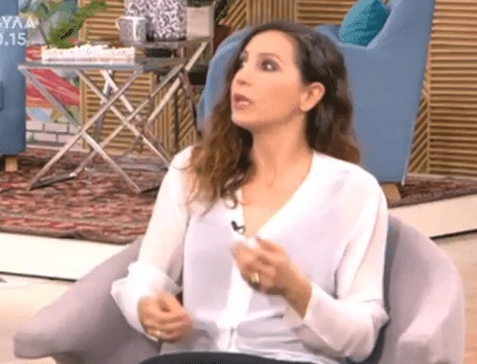 Μαρία - Ελένη Λυκουρέζου: Για πρώτη φόρα πήρε θέση για την σχέση του πατέρα της με την Νατάσα Καλογρίδη! Όλα όσα δήλωσε!