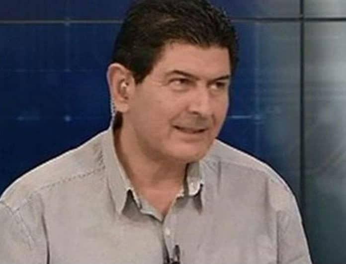 Τελευταίο αντίο σήμερα στον δημοσιογράφο Νίκο Γρυλλάκη.
