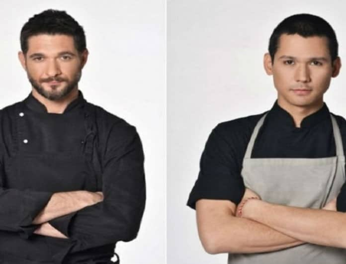 Master Chef 2: Δεν φαντάζεστε τι δουλειά έκαναν Κοντιζάς - Ιωαννίδης πριν γίνουν σεφ!