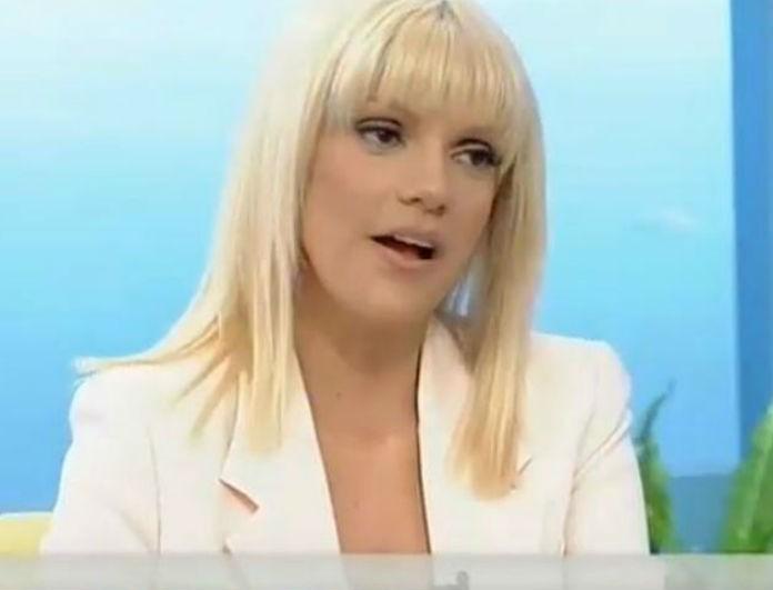 Άστραψε και βρόντηξε η Σάσα Σταμάτη με την Καραβάτου! Της τα 'χωσε on air! Τι συνέβη;