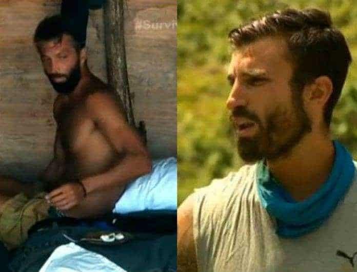 Survivor : Το θερμό επεισόδιο μεταξύ Ηλία - Θοδωρή! Ποιος φταίει στην πραγματικότητα;