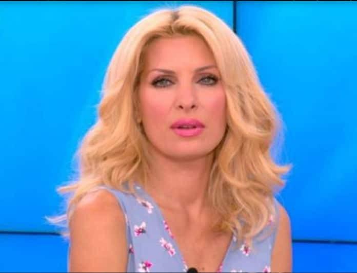 Η on air αναφορά της Μενεγάκη στην Καινούργιου! Δεν φαντάζεστε τι είπε στην εκπομπή της!