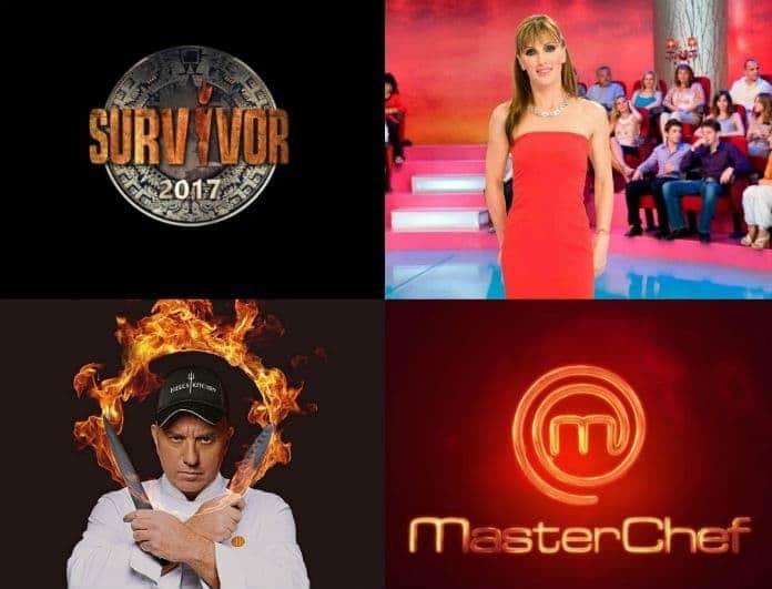 Τηλεθέαση: Κόλαση στην prime time! Τι έκαναν Survivor, MasterChef και «Πακέτο»; Η έκπληξη και...το άπατο Hell's Kitchen...