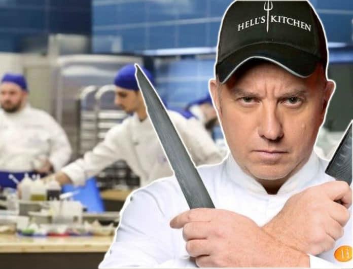 Hell's Kitchen: Νέο επεισόδιο με ανατροπές και.. celebrities! Ποιοι θα βρεθούν στην κουζίνα του Μποτρίνι;