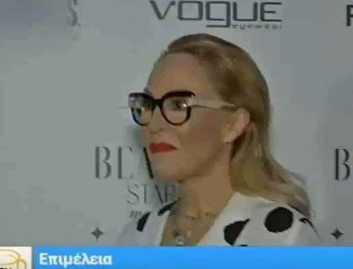 H απίστευτη γκριμάτσα της Κατσαΐτη όταν την ρώτησαν για την παρουσίαση του Μy Style Rocks από την Σπυροπούλου! Δεν φαντάζεστε τι έκανε!