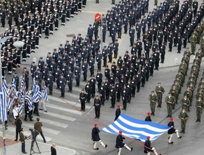 Στρατιωτική παρέλαση 25ης Μαρτίου: Το εθνικό φρόνημα ύψωσε την τηλεθέαση!