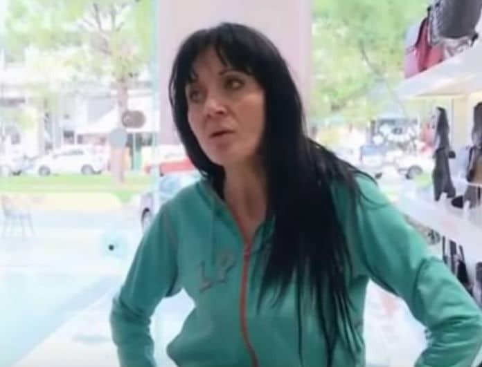 Χαμός στο Shopping Star: Παίκτρια πήγε να πλακώσει στο ξύλο καταστηματάρχη! (Βίντεο)