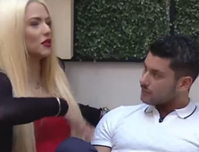 Power of Love : Η Στέλλα την πέφτει στον Παναγιώτη! Έξαλλη η Άννα! Χαμός στο σπίτι των γυναικών...(Βίντεο)