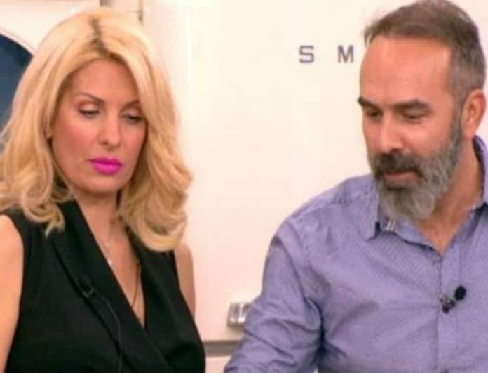 Γρηγόρης Γκουντάρας: Οι ερωτήσεις για την Ελένη Μενεγάκη και η απίστευτη αντίδρασή του! (Βίντεο)