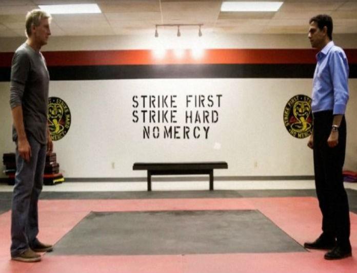 To trailer με την επιστροφή του Karate Kid ως σειρά