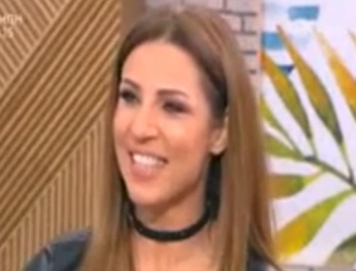 Ευρυδίκη: Η αποκάλυψη για τη φημολογούμενη εγκυμοσύνη της που έκανε τη Σκορδά να δακρύσει! (Βίντεο)