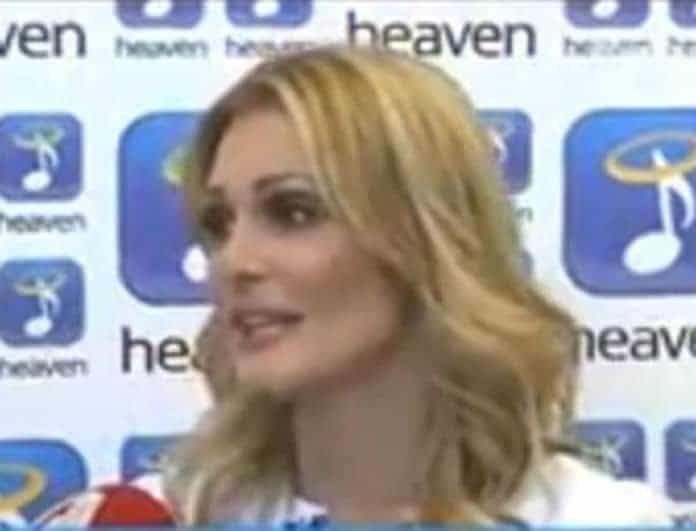 """Αποκάλυψη βόμβα από την Νατάσα Θεοδωρίδου: """"Θα κάνω εκπομπή στον ΑΝΤ1"""" (Βίντεο)"""