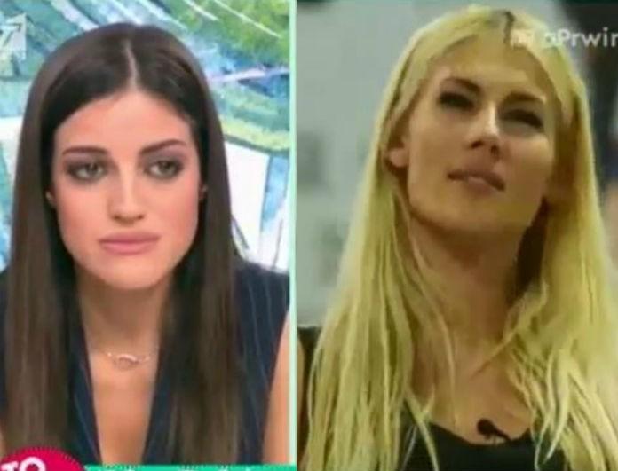 Λύγισε on camera η Όλγα Πηλιάκη! Η εξομολόγηση για τον θάνατο της αδερφής της που την τσάκισε! (Βίντεο)