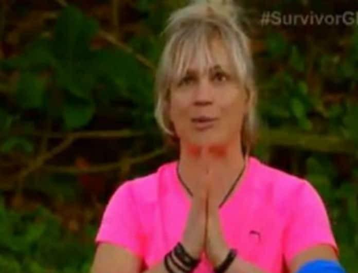 Survivor 2: Tο twitter στολίζει την «Iron Barbie»! Τα μπουτάκια και ο χλευασμός για τις επιδόσεις της!