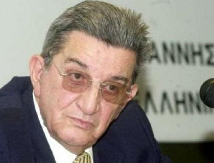 Ποιος ήταν ο πρύτανης της δημοσιογραφίας Χρήστος Πασαλάρης που έφυγε τόσο ξαφνικά!