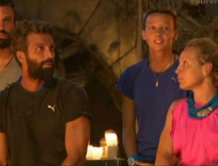 Survivor 2: H Ντάρια αδειάζει τον Τεο και ο ΟΜΟ βγαίνει από τα ρούχα του! Η ατάκα που άναψε τα αίματα!