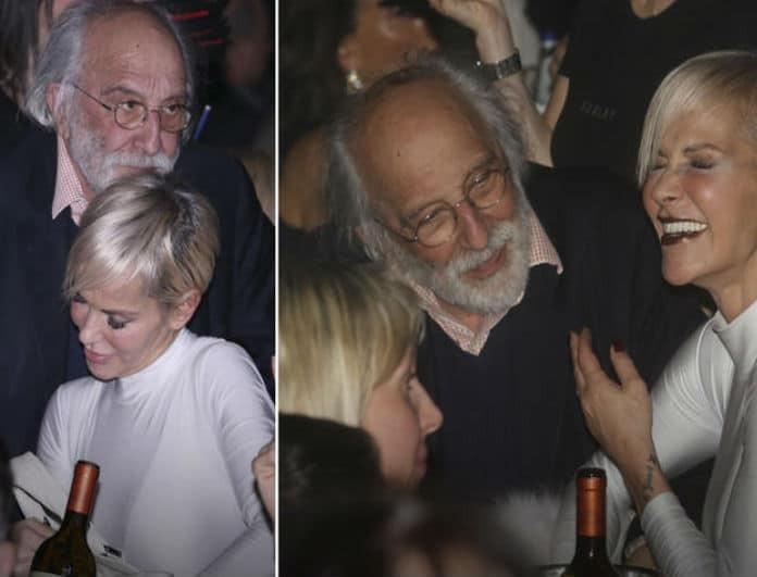 Αλέξανδρος Λυκουρέζος - Νατάσα Καλογρίδη: Οι πρώτες δηλώσεις στην κάμερα! Δεν κρύβονται πια...