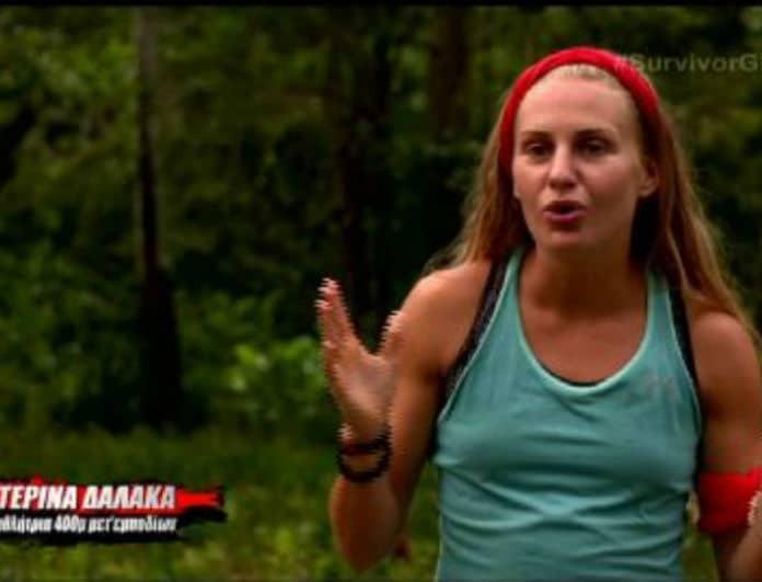 Survivor 2: Στο νοσοκομείο η Κατερίνα Δαλάκα! - Τι συνέβη;