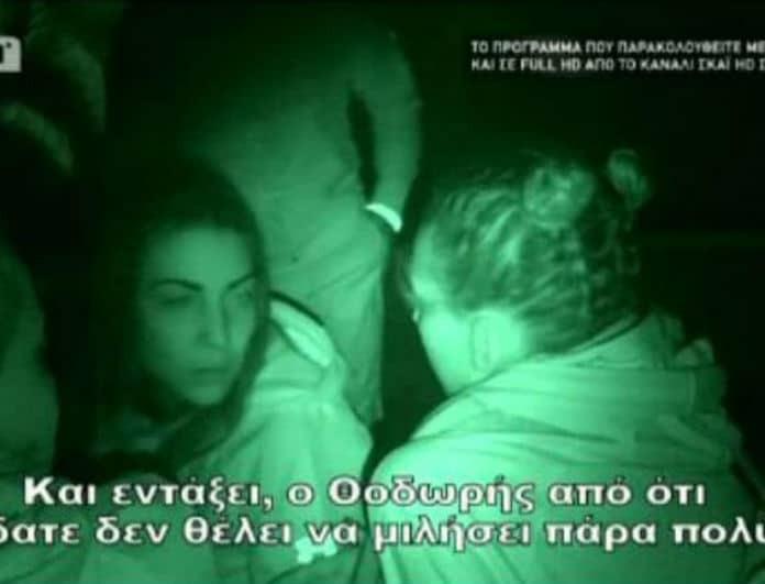 Survivor 2: Nτάρια, Ηλίας και Μελίνα θάβουν τον Θοδωρή! Τα πισώπλατα καρφιά και οι αδιανόητες ατάκες!