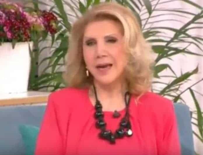 Η Λίτσα Πατέρα μιλάει για την συνάντηση με την Μενεγάκη! «Συγκινήθηκα πολύ γιατί...»