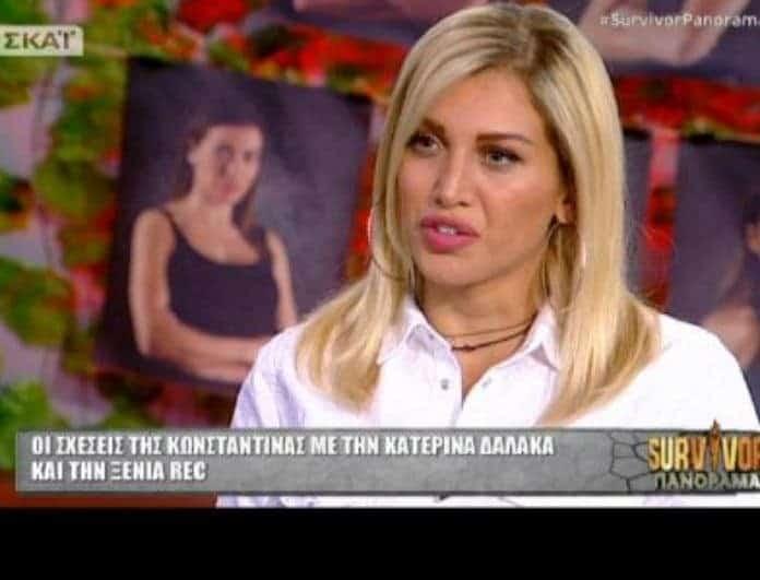 Survivor Πανόραμα: Η δημόσια απάντηση της Σπυροπούλου σε όσους την κατηγορούν για διπροσωπία!