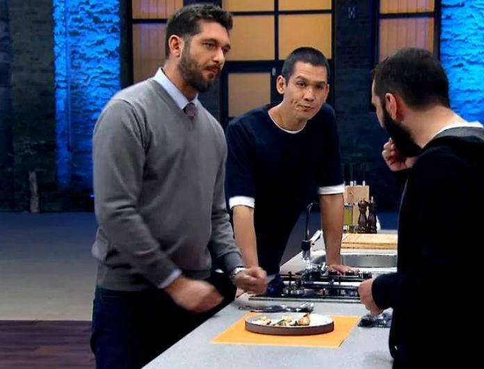Master Chef: Αυτός ο παίκτης αποχώρησε! Τα κλάματα και η απογοήτευση! (Βίντεο)