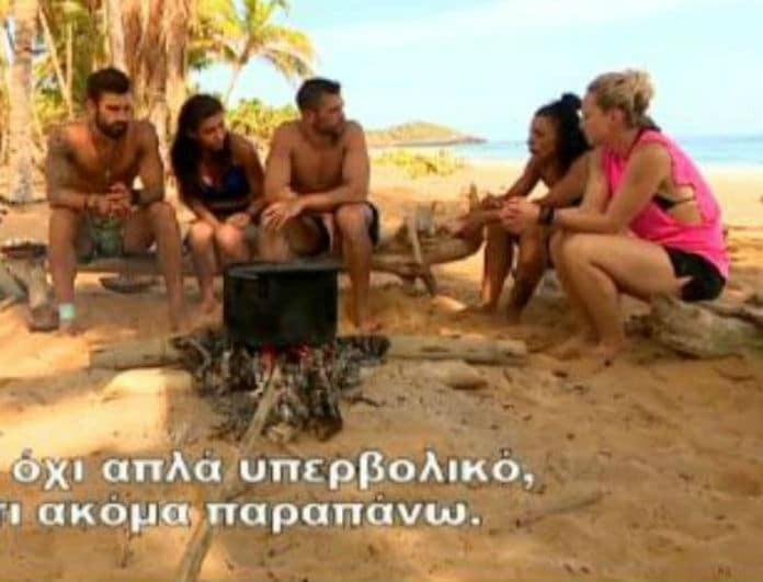Survivor 2: Ηλίας και Μελίνα ξεσκίζουν τον Θοδωρή! «Υπάρχει πολλή ψευτιά και...»