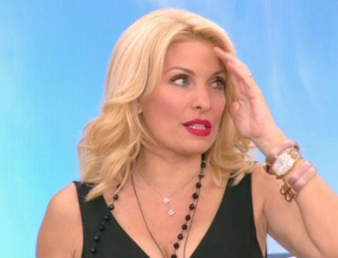 Ελένη Μενεγάκη: Έφυγε από το πλατό κατά τη διάρκεια της εκπομπής! Τι συνέβη στην παρουσιάστρια; (Βίντεο)