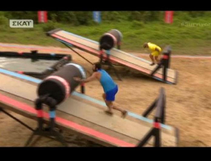 Survivor 2: Απίστευτα προκλητική κίνηση από τον Ρουμάνο παίκτη απέναντι στον Ηλία! Δείτε τι έκανε ο γελοίος...