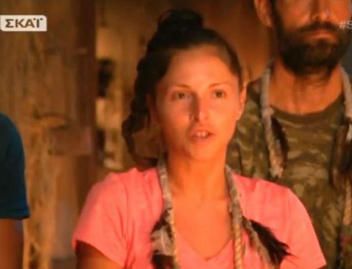 Survivor 2: Η Ξένια είναι υποψήφια και το twitter πανηγυρίζει: