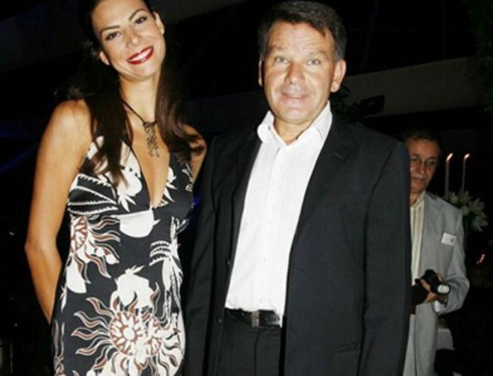 Βατίδου - Κούγιας : Η δικαστική διαμάχη που έλαβε τέλος και τα τρυφερά λόγια για την πρώην σύζυγό του!