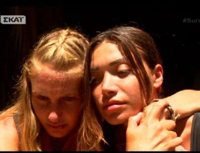 Survivor 2: Σε άσχημη ψυχολογική κατάσταση η Φαρμάκη! Απομονωμένη στην παραλία... (video)