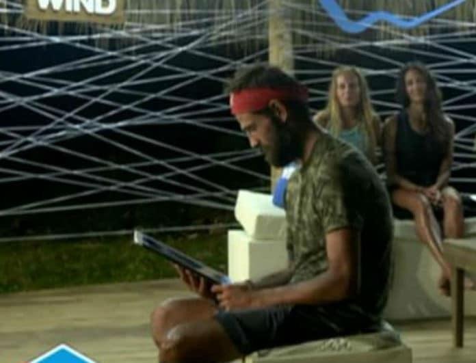Survivor 2: Το Twitter γλεντάει τον Μουρούτσο που δεν του έστειλε μήνυμα η Λάουρα:
