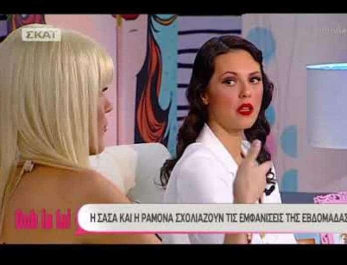 Έξαλλη on air η Ραμόνα για τις προσβολές του Παπανώτα: