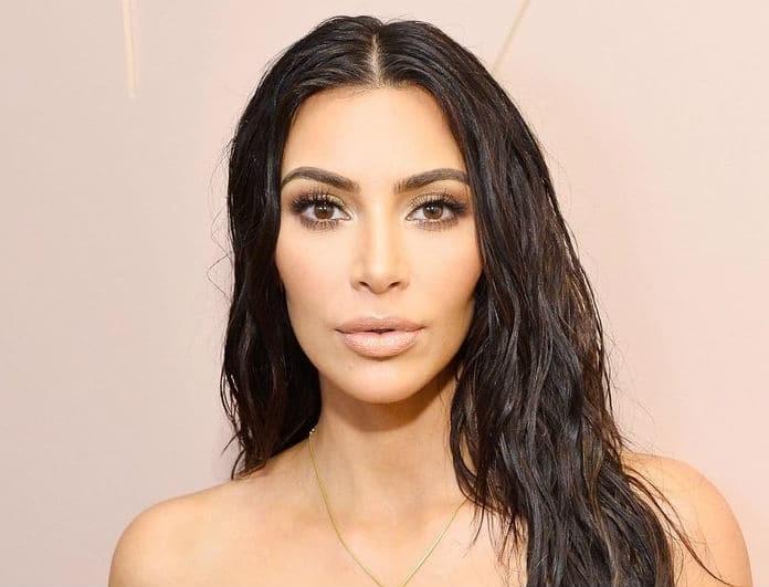 Η Kim Kardashian φωτογραφίζεται για πρώτη φορά με τα τρία παιδιά της και ρίχνει τα social media!