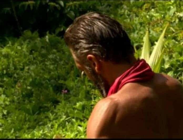 "Survivor 2: ""Τρελάθηκε"" ο Κρητικός! Τι έπαθε ο Στέλιος του ""γύρισε το μυαλό""; (βίντεο)"