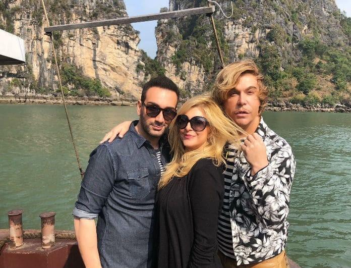 Celebrity Travel: Ο Νίκος Κοκλώνης ξεναγεί τη Χριστίνα Πολίτη και τον Τρύφωνα Σαμαρά στο Ανόι! Μη χάσετε σε αυτό το επεισόδιο...