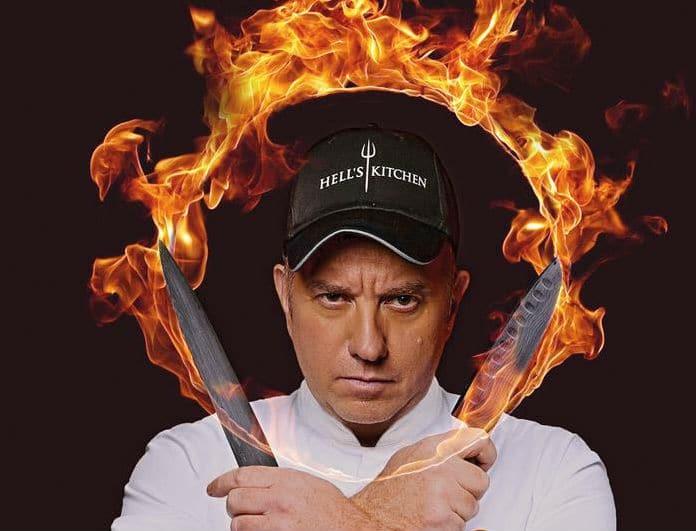 Κραυγές στην κουζίνα του Hell's Kitchen ! Το σοκαριστικό ατύχημα παίκτριας και τα «γαλλικά» του Μποτρίνι! (Βίντεο)