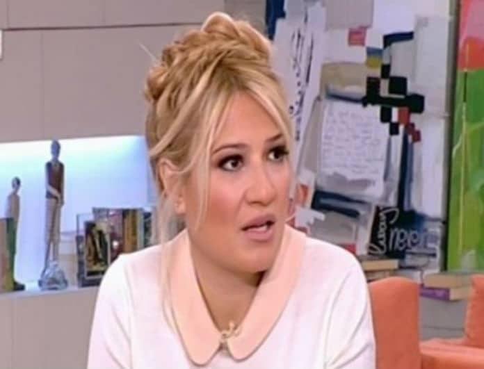 Άφωνη η Σκορδά με την ατάκα γνωστής ηθοποιού! «Έπαθα υπερκόπωση, δεν μπορούσα να συνέλθω όταν...» (Βίντεο)