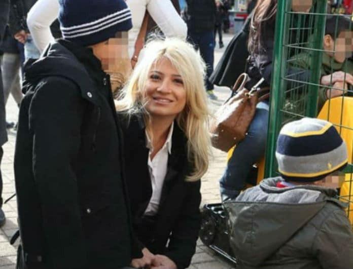 Φαίη Σκορδά: Δείτε την  πρώτη ξεκαρδιστική φωτογραφία από το ταξίδι της στο Ντουμπάι για το Πάσχα!