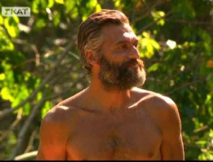 Survivor 2: Δημόσιο ευχαριστώ στην πρώην του! - Τι έλεγε το όμορφο μήνυμα του Κρητικού (βίντεο)