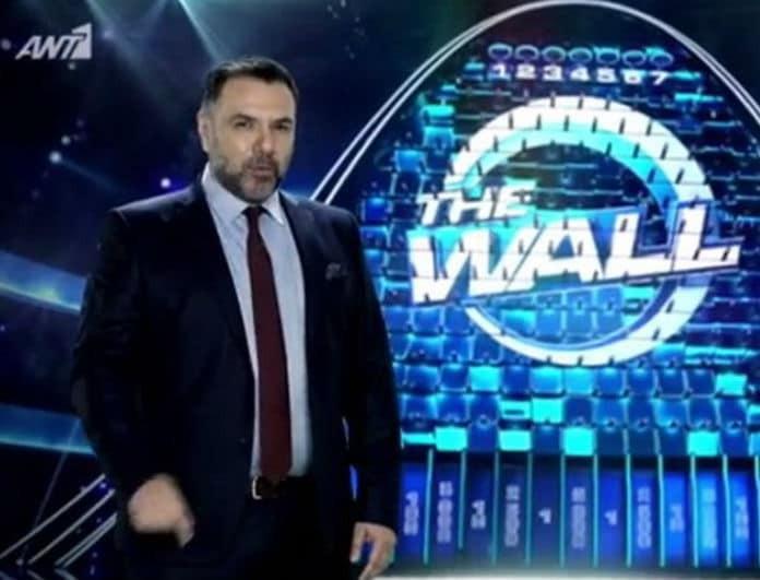 Δείτε τo τρέιλερ του The Wall, του νέου τηλεπαιχνιδιού του ΑΝΤ1 με τον Γρηγόρη Αρναούτογλου!