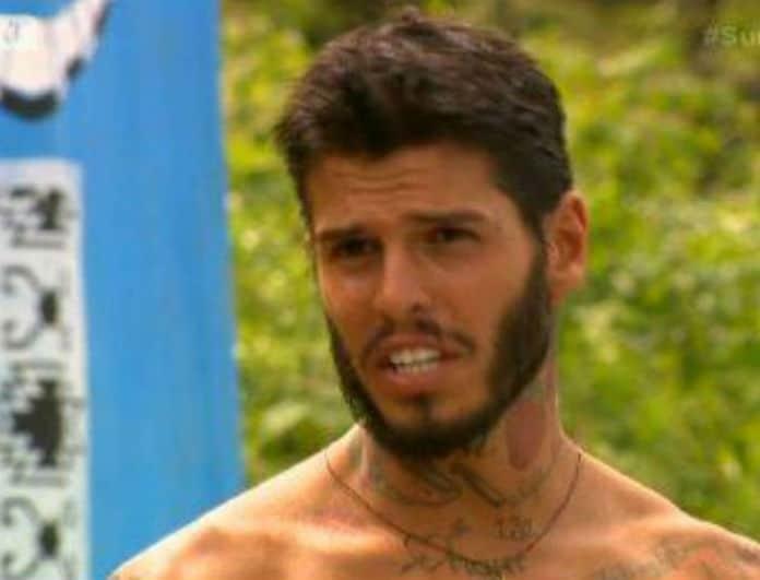 Survivor 2: O Νικόλας Αγόρου «καρφώνει» την ομάδα των Διασήμων! «Θα το πω λαϊκά....» (video)