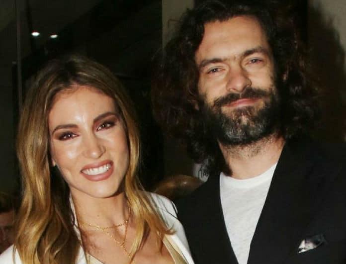Αθηνά Οικονομάκου - Φίλιππος Μιχόπουλος: Η ανάρτηση του ζευγαριού για την Ανάσταση! Η τρυφερή φωτογραφία στα social media!