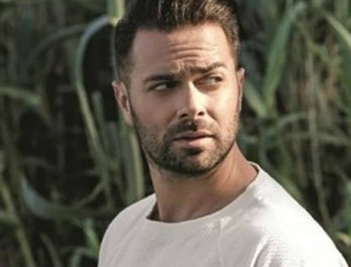 Ηλιάς Βρεττός: Το συγκινητικό μήνυμα του τραγουδιστή στα social media «λίγο» μετά το τροχαίο του!