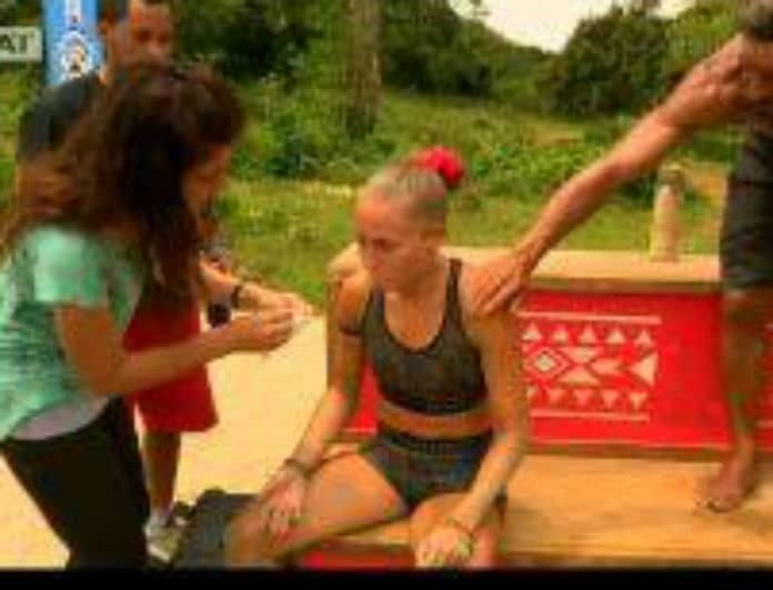 Survivor 2: Το σοκαριστικό ατύχημα της Κατερίνας Δαλάκα! «Πάλι καλά που δεν...»