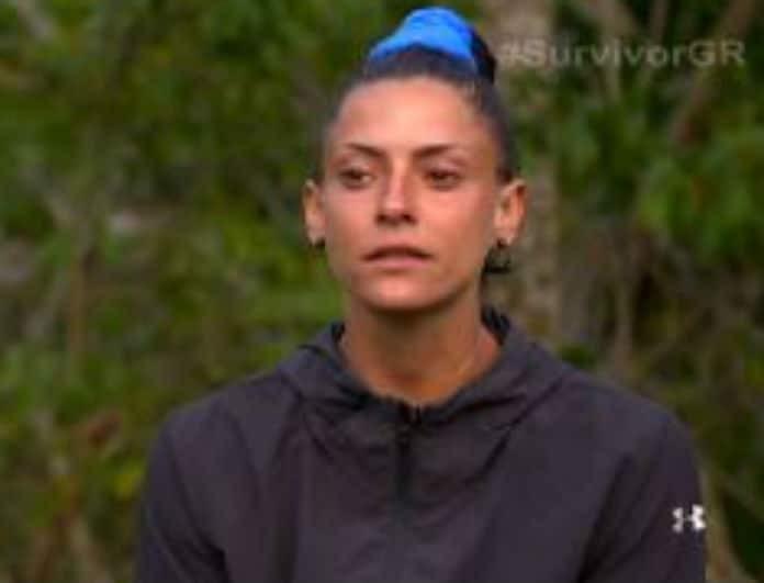 Survivor 2: Έσταξε φαρμάκι η Μελίνα για την αποχώρηση του συμπαίκτη της! Δεν φαντάζεστε τι είπε...(video)